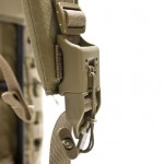 Quick release / removable buckle for field repair